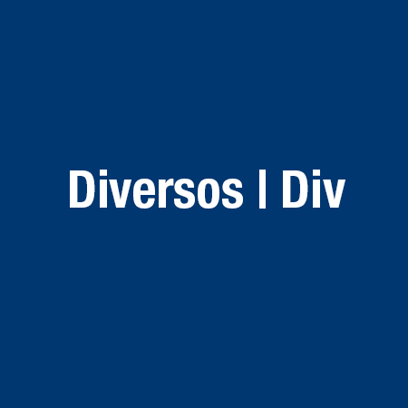 Diversos / Div