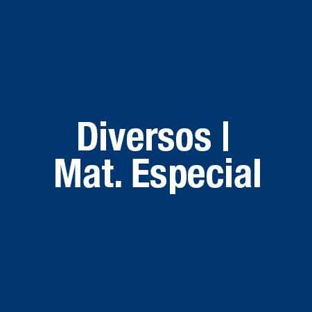 Diversos / Mat Especial