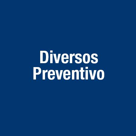 Diversos / Preventivo