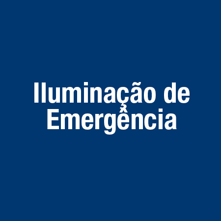 Iluminacao De Emergencia